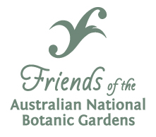 Logo of the Friends of the ANBG
