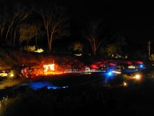 Red Centre rave