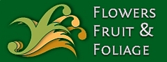 Flowers,Fruit & Foliage logo