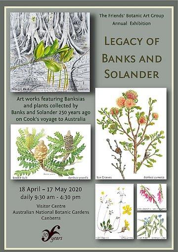 Exhibition flyer
