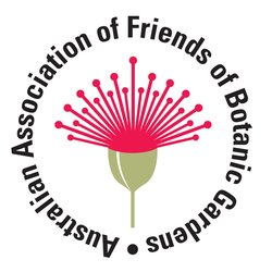 Logo of the Australian Association of Friends of Botanic Gardens