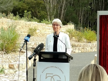 ANBG Executive Director, Dr Judy West