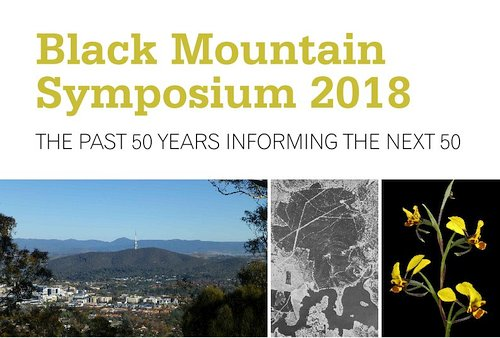 Banner for Black Mountain Symposium 2018