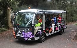 Flora Explorer bus