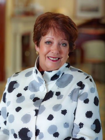 Her Excellency Lady Cosgrove, new Patron of the Friends